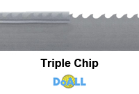 DoAll Triple Chip